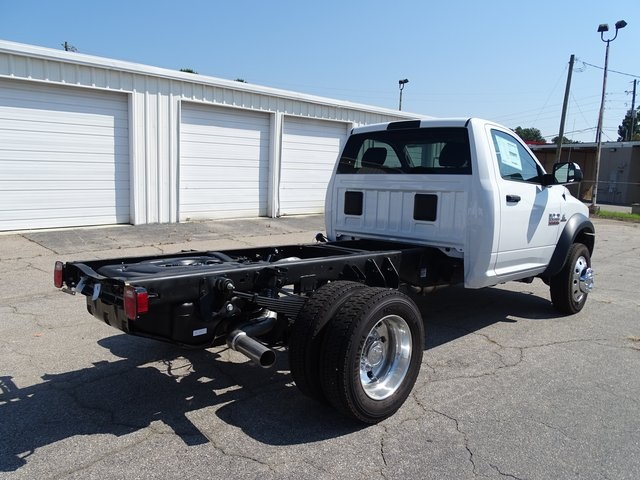 2018 Ram 5500 Regular Cab DRW 4x2,  Cab Chassis #ND8336 - photo 2