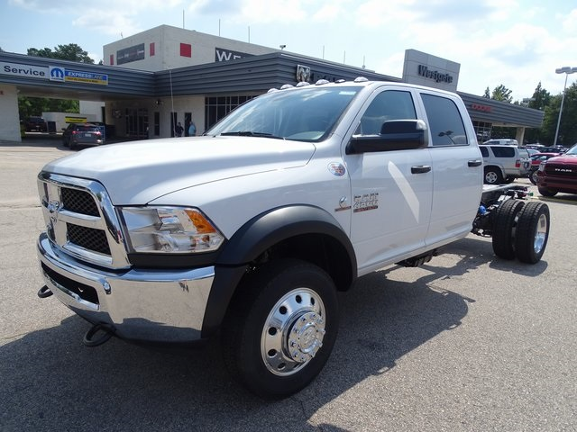 2018 Ram 4500 Crew Cab DRW 4x4,  Cab Chassis #ND8363 - photo 17