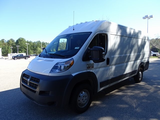 2018 ProMaster 3500 High Roof FWD,  Empty Cargo Van #ND8432 - photo 18