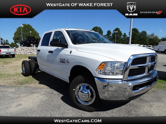 2018 Ram 3500 Crew Cab DRW 4x4,  Cab Chassis #ND8434 - photo 1