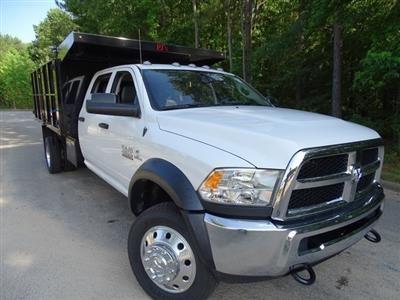 2018 Ram 4500 Crew Cab DRW 4x2,  Cab Chassis #ND8450 - photo 1