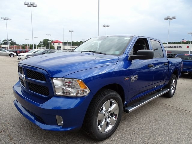 2019 Ram 1500 Crew Cab 4x4,  Pickup #ND8489 - photo 17