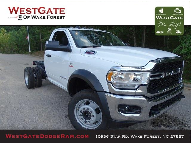 2019 Ram 5500 Regular Cab DRW 4x4, Cab Chassis #ND9327 - photo 1