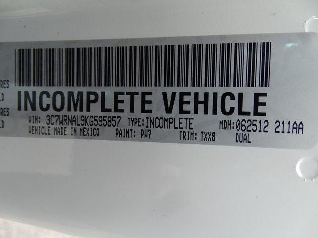 2019 Ram 5500 Regular Cab DRW 4x4, Cab Chassis #ND9327 - photo 16