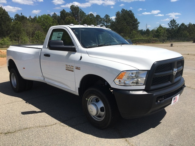 2017 Ram 3500 Regular Cab DRW 4x4 Pickup #217796 - photo 4