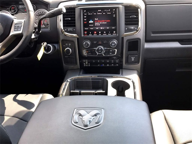 2018 Ram 2500 Crew Cab 4x4 Pickup #218017 - photo 7