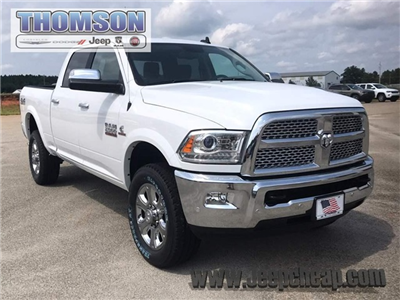 2018 Ram 2500 Crew Cab 4x4,  Pickup #2181038 - photo 4