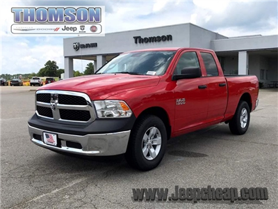2018 Ram 1500 Quad Cab 4x2,  Pickup #2181118 - photo 1