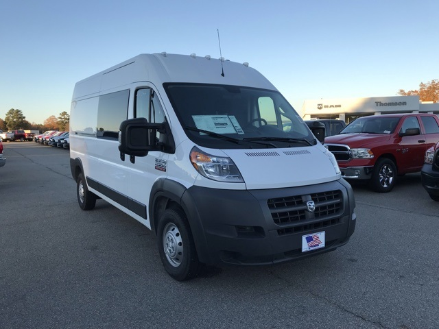 2018 ProMaster 2500 High Roof FWD,  Empty Cargo Van #2181366 - photo 4
