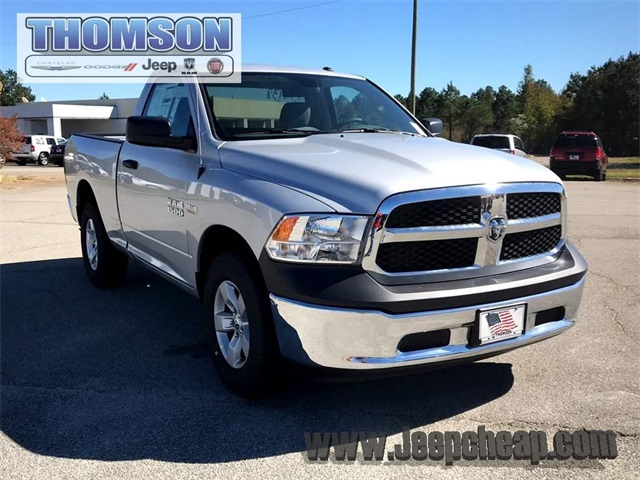 2018 Ram 1500 Regular Cab, Pickup #218138 - photo 4