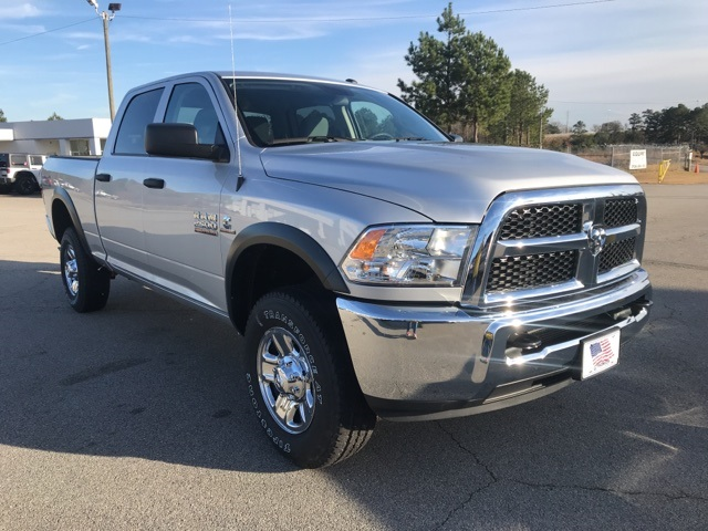 2018 Ram 2500 Crew Cab 4x4,  Pickup #2181418 - photo 4