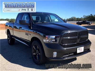 2018 Ram 1500 Quad Cab, Pickup #218164 - photo 4