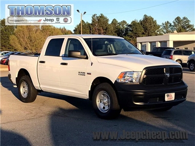 2018 Ram 1500 Crew Cab 4x4, Pickup #218251 - photo 4