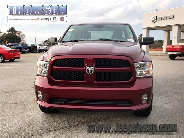 2018 Ram 1500 Quad Cab, Pickup #218257 - photo 3