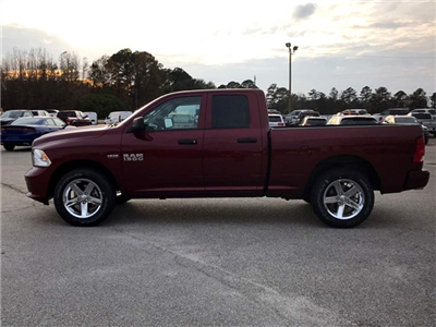 2018 Ram 1500 Quad Cab, Pickup #218257 - photo 11
