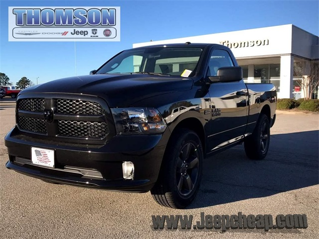 2018 Ram 1500 Regular Cab, Pickup #218276 - photo 1