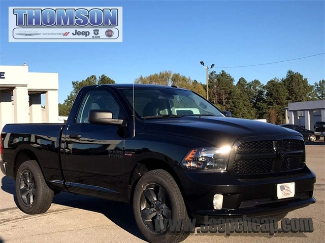 2018 Ram 1500 Regular Cab, Pickup #218276 - photo 4