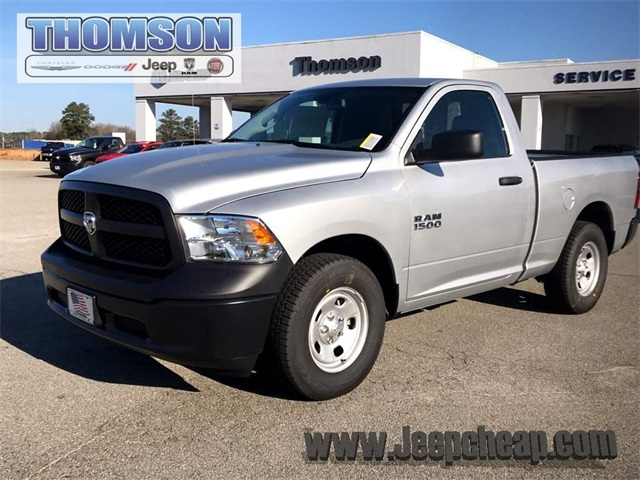 2018 Ram 1500 Regular Cab, Pickup #218360 - photo 1