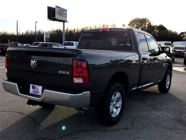 2018 Ram 1500 Quad Cab 4x4,  Pickup #218412 - photo 32
