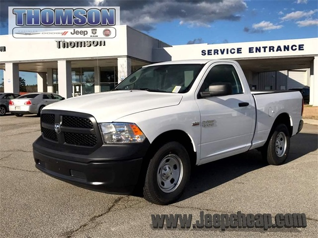 2018 Ram 1500 Regular Cab 4x4, Pickup #218489 - photo 1
