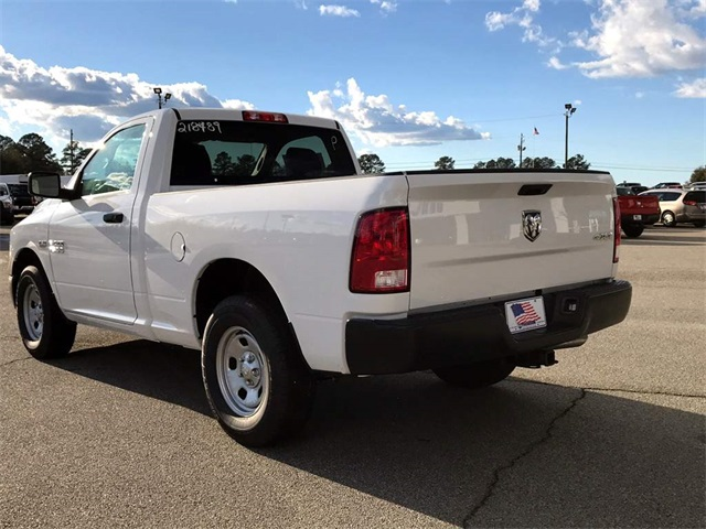 2018 Ram 1500 Regular Cab 4x4, Pickup #218489 - photo 2