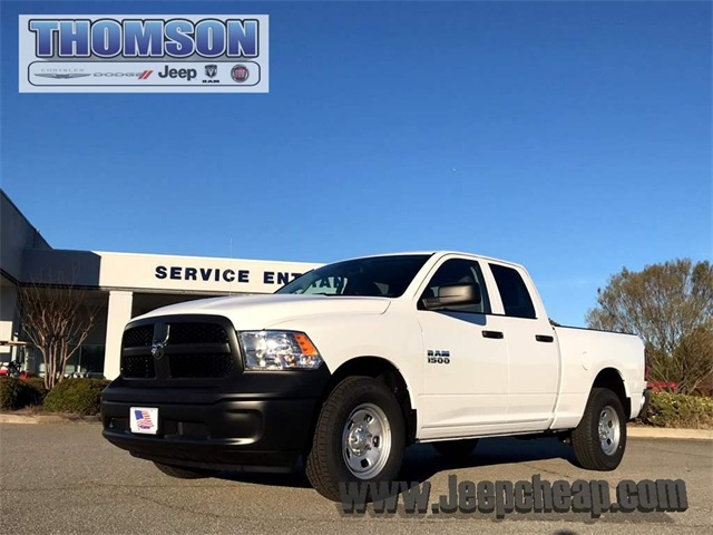 2018 Ram 1500 Quad Cab, Pickup #218523 - photo 1
