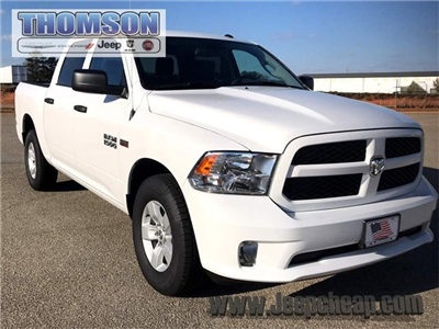 2018 Ram 1500 Crew Cab, Pickup #218534 - photo 4