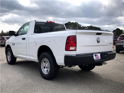 2018 Ram 1500 Regular Cab 4x4,  Pickup #218565 - photo 2