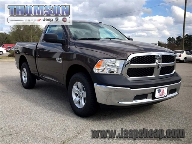2018 Ram 1500 Regular Cab 4x4, Pickup #218580 - photo 4