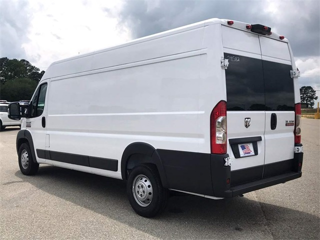 2018 ProMaster 3500 High Roof 4x2,  Empty Cargo Van #218582 - photo 27