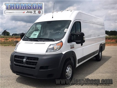 2018 ProMaster 3500 High Roof 4x2,  Empty Cargo Van #218582 - photo 1