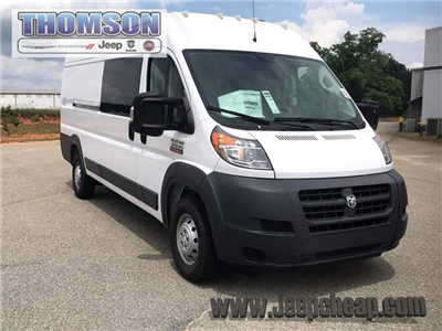2018 ProMaster 3500 High Roof 4x2,  Empty Cargo Van #218582 - photo 4