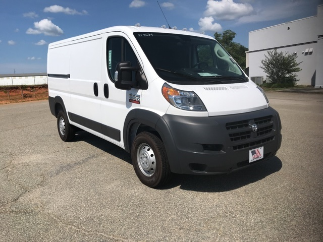 2018 ProMaster 1500 Standard Roof FWD,  Empty Cargo Van #218639 - photo 4