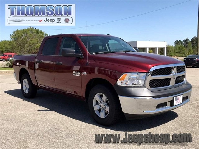 2018 Ram 1500 Crew Cab 4x2,  Pickup #218699 - photo 4