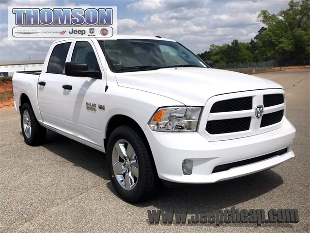 2018 Ram 1500 Crew Cab 4x2,  Pickup #218759 - photo 4