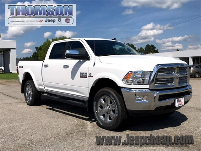 2018 Ram 2500 Crew Cab 4x4,  Pickup #218986 - photo 4