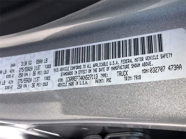 2019 Ram 1500 Crew Cab, Pickup #219008 - photo 21