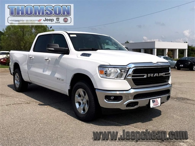 2019 Ram 1500 Crew Cab 4x4,  Pickup #219094 - photo 4