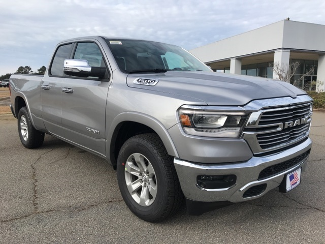 2019 Ram 1500 Quad Cab 4x4,  Pickup #219215 - photo 4