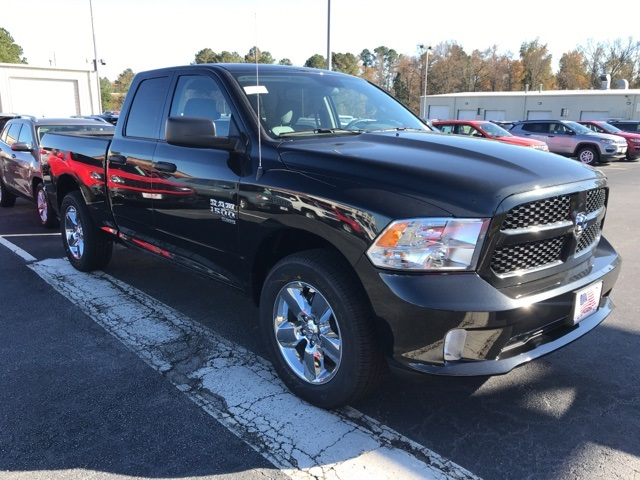 2019 Ram 1500 Quad Cab 4x2,  Pickup #219308 - photo 4