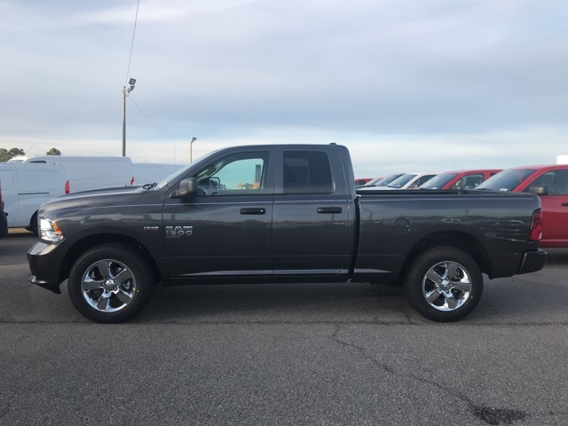 2019 Ram 1500 Quad Cab 4x4,  Pickup #219313 - photo 36