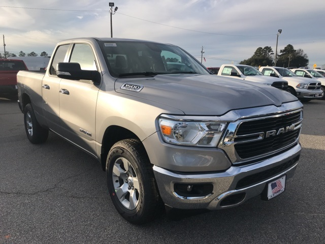 2019 Ram 1500 Quad Cab 4x4,  Pickup #219316 - photo 4