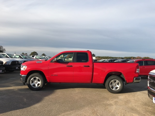 2019 Ram 1500 Quad Cab 4x4,  Pickup #219340 - photo 22