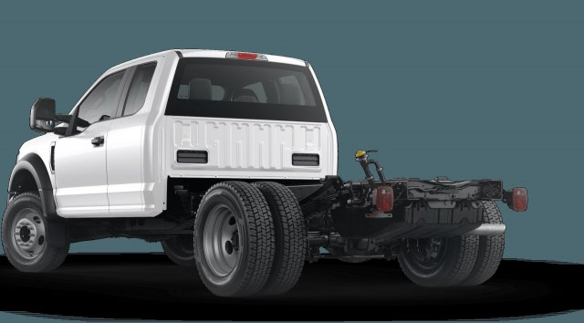 2019 Ford F-550 Super Cab DRW 4x4, Cab Chassis #92769 - photo 1