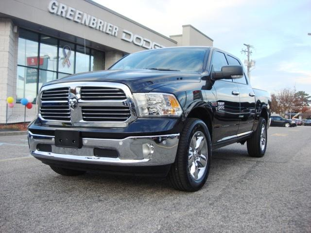 2017 Ram 1500 Crew Cab 4x4, Pickup #D17722 - photo 1