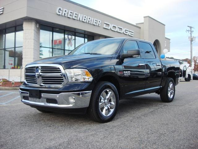 2017 Ram 1500 Crew Cab 4x4, Pickup #D17722 - photo 3