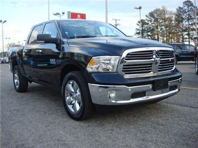 2017 Ram 1500 Crew Cab 4x4, Pickup #D17722 - photo 23