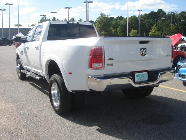 2018 Ram 3500 Crew Cab DRW 4x4, Pickup #D18018 - photo 2