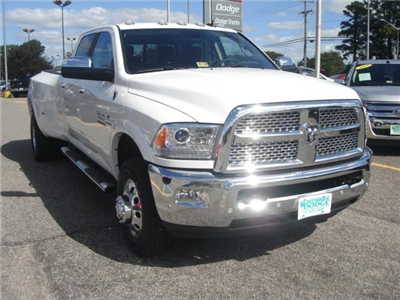 2018 Ram 3500 Crew Cab DRW 4x4, Pickup #D18018 - photo 12