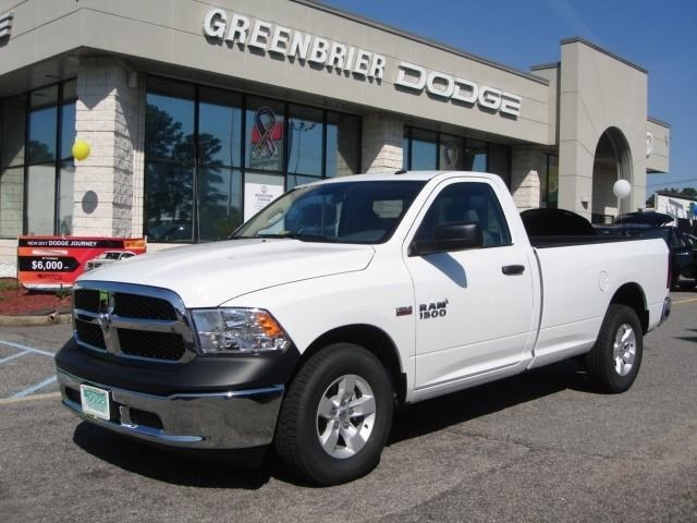 2018 Ram 1500 Regular Cab 4x2,  Pickup #D18054 - photo 3